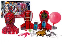 foto Spiderman laboratorio Playset