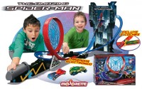 foto The amazin Spiderman pista super looping
