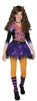 foto MONSTER HIGH DISFRAZ CLAWDEEN WOLF