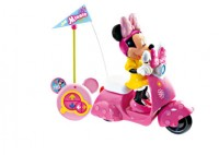foto Radio Control scooter Minnie Mouse