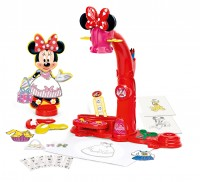 foto I love Minnie proyector viste a Minnie