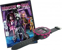 foto Pack pelicula Monster High + Duo camera recorder collar y pulsera